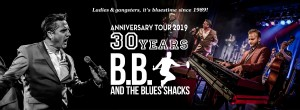 B.B. and The Blues Shacks (GER)